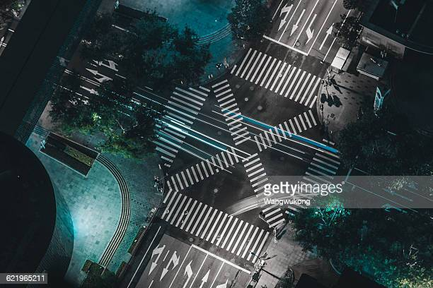 Intersection, Shanghai.