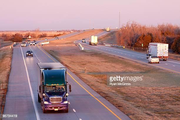 Interstate 80 Trucks