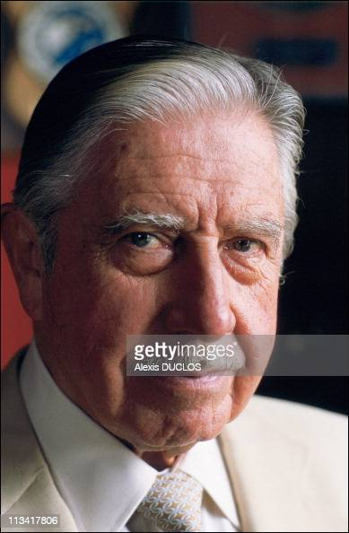Interview With Augusto Pinochet On February 14th 1988 In Chile