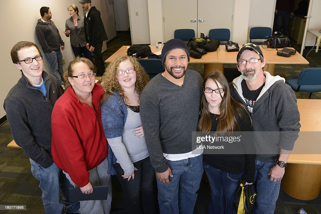 UNITE -- 'Interview with Troy Palamalu' -- Pictured: (center) Pittsburgh Steelers Safety Troy Palamalu --