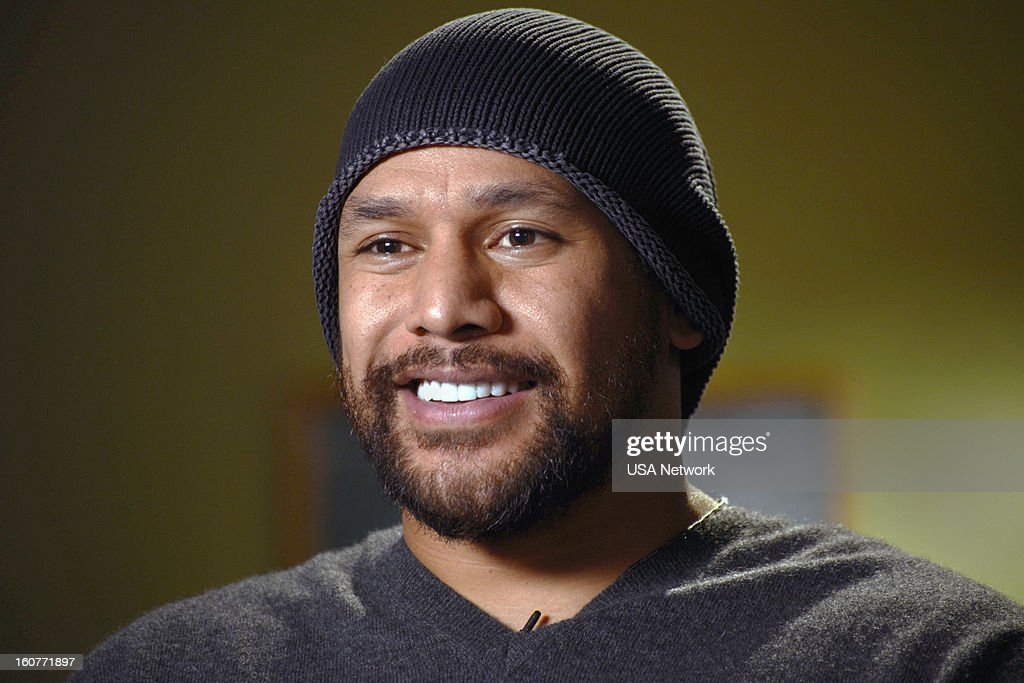 UNITE -- 'Interview with Troy Palamalu' -- Pictured: Pittsburgh Steelers Safety Troy Palamalu --