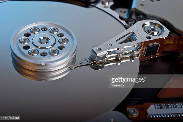 Computer-Festplatte