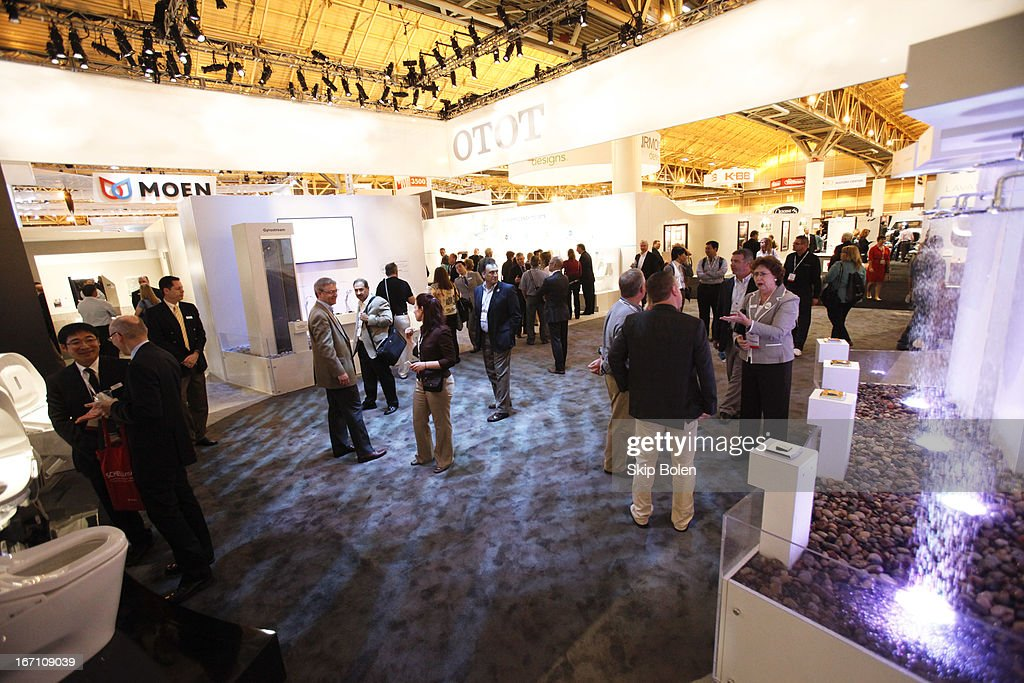 USA introduces People-First Innovations at KBIS 2013 on April 20, 2013 in New Orleans, Louisiana.