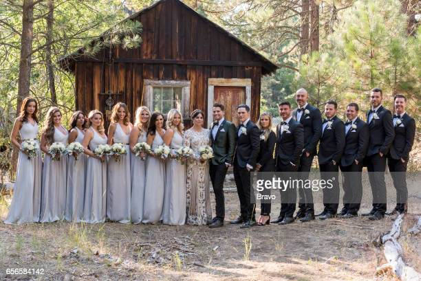 RULES 'Introducing Mr Mrs Schwartz' Episode 521 Pictured Stephanie Corneliussen Brittany Cartwright Kristen Doute Scheana Marie Stassi Schroeder Kate...