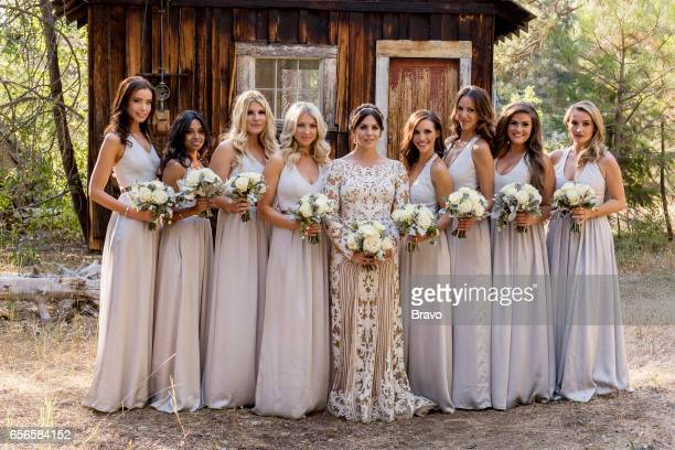 RULES 'Introducing Mr Mrs Schwartz' Episode 521 Pictured Stephanie Corneliussen Stassi Schroeder Katie Maloney Scheana Marie Kristen Doute Brittany...