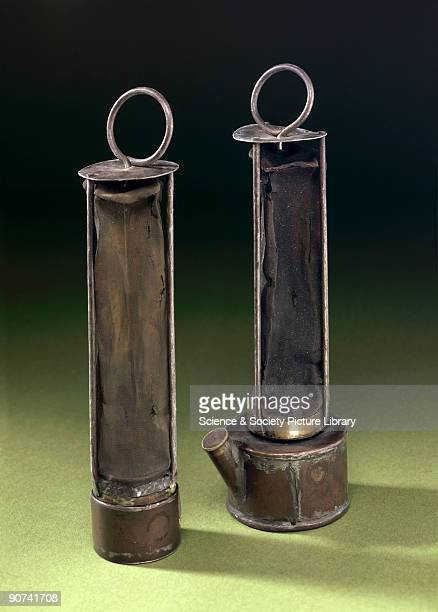 Invented in 1815 by the British chemist Sir Humphry Davy the Davy lamp was the first miners� safety lamp Each lamp consisted of a cylinder of wire...