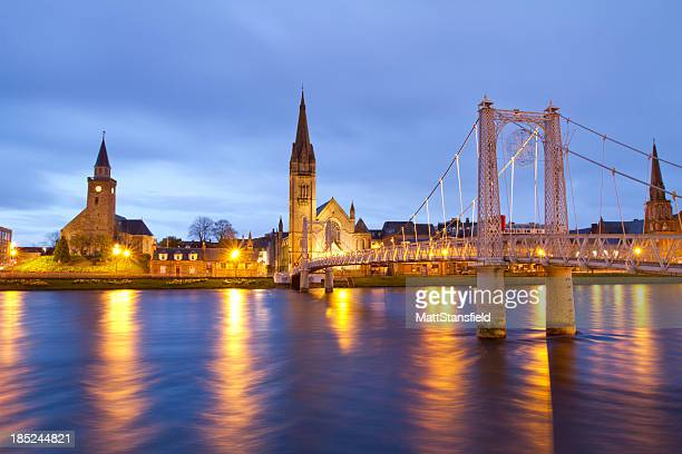 Inverness at Twilight