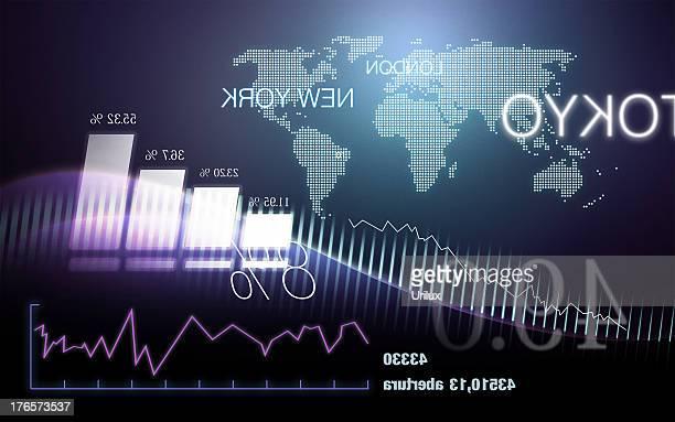 Invertito mercati Stock