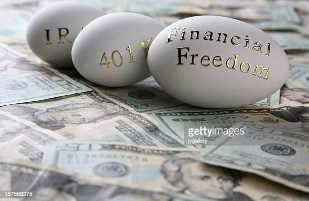 Investieren Sie für ihre finanzielle Freiheit