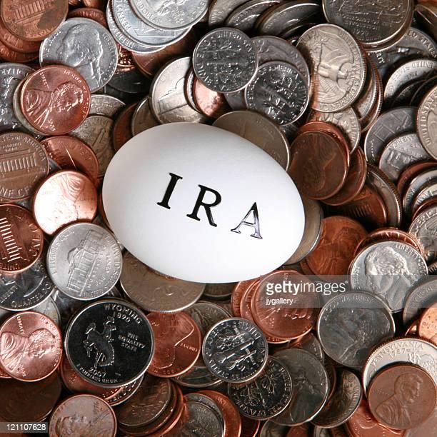 IRA への投資