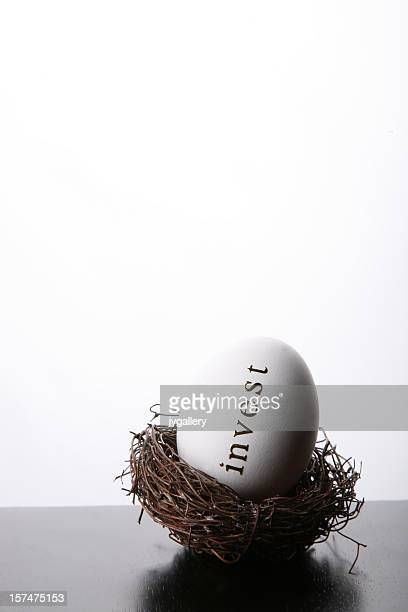 Invest into your nest egg