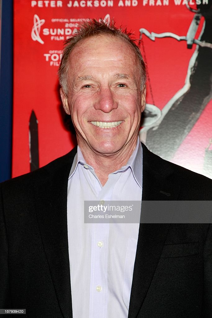 Investigator John Douglas attends the 'West Of Memphis' premiere at Florence Gould Hall on December 7, 2012 in New York City.