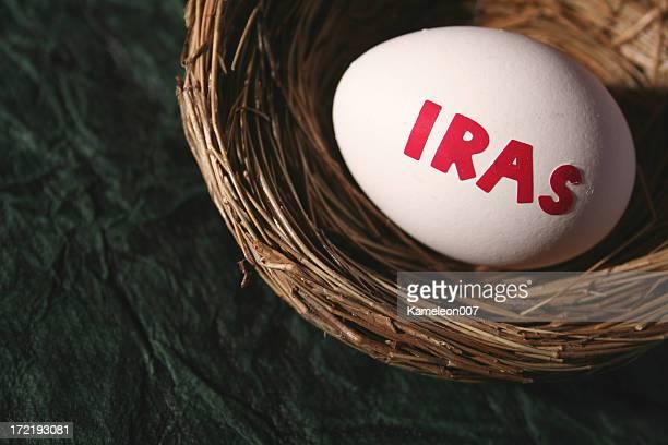 Investment egg (IRAs)
