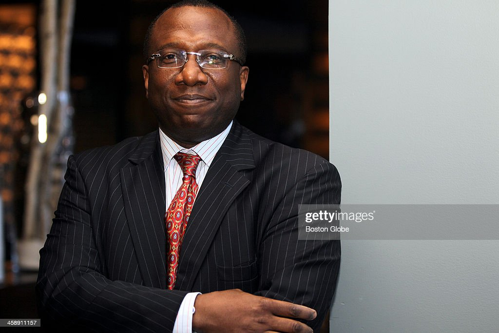 Investment manager Karl White, former head of the MBTA pension fund, photographed on Wednesday, December 18, 2013.