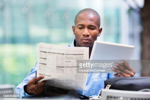 投資家比較新聞やタブレットのクォート