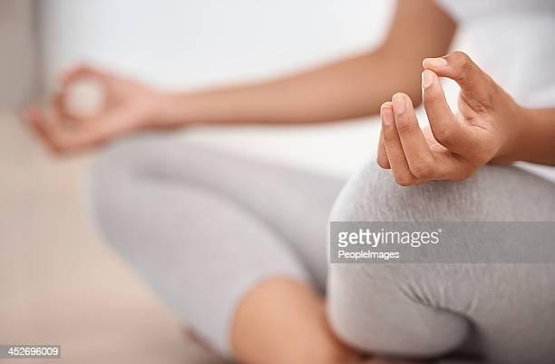 Inward meditation