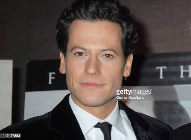Ioan Gruffudd during 'Amazing Grace' New York City Premiere February 12 2007 at Cinema I in New York City New York United States
