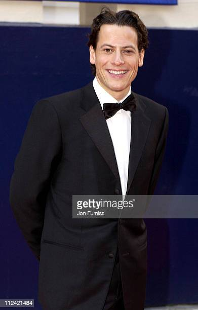 Ioan Gruffudd during BAFTA TV Awards at Theatre Royal in London England Great Britain