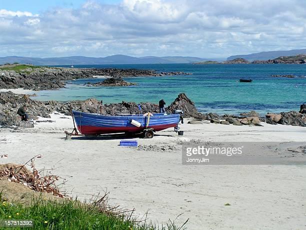 Iona Scotland Beach