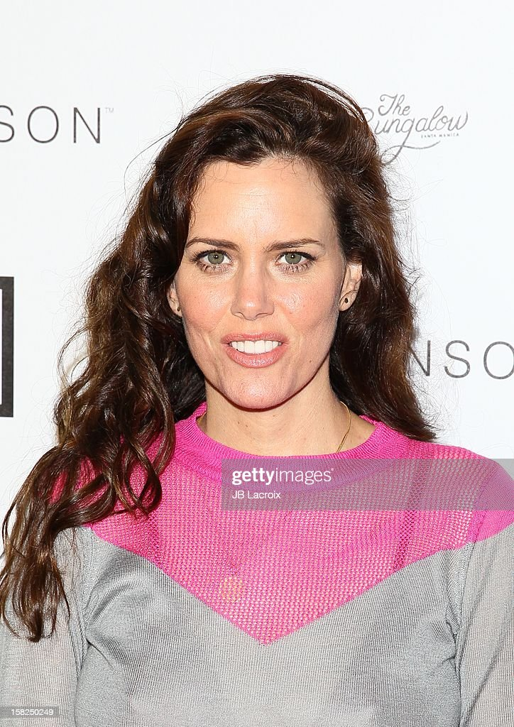 Ione Skye attends the Charlotte Ronson And Jcpenney I Heart Ronson Celebration With Music By Samantha Ronson at The Bungalow on December 11, 2012 in Santa Monica, California.