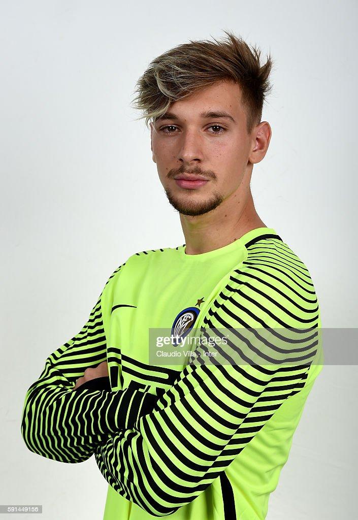 FC Internazionale Official Portraits : News Photo