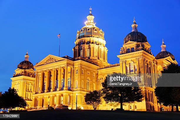 Capitole de l'État de l'Iowa