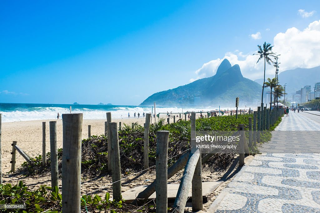 Ipanema Beach View