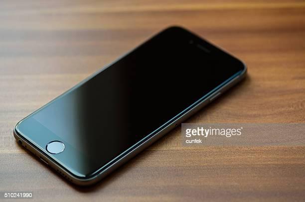 Raum Grau iPhone 6 Jahren auf dem Tisch