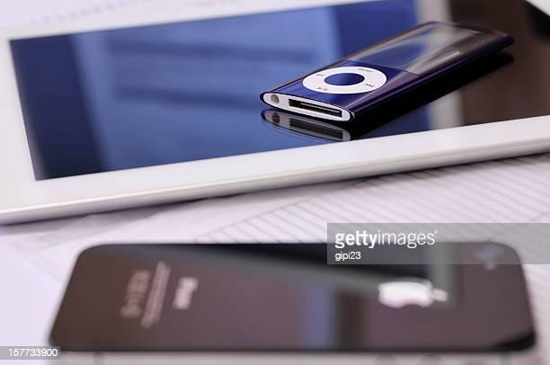 Station d'accueil pour iPod