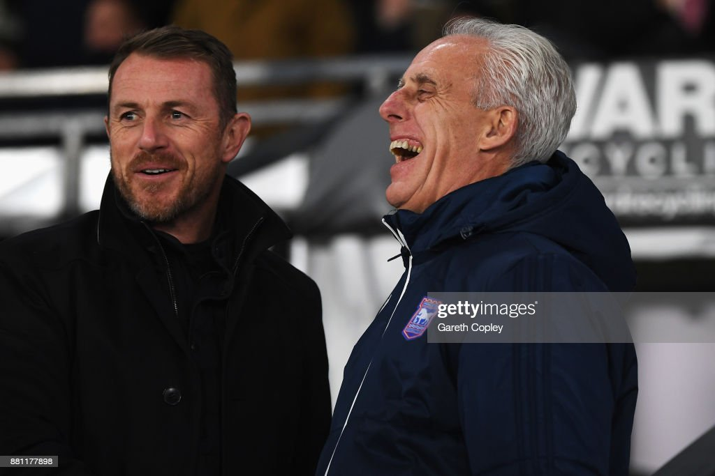 Derby County v Ipswich Town - Sky Bet Championship