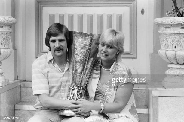 Ipswich Town morning after winning UEFA Cup Frans Thijssen The 2nd leg match of UEFA Cup Final between AZ Alkmaar v Ipswich Town was held at the...