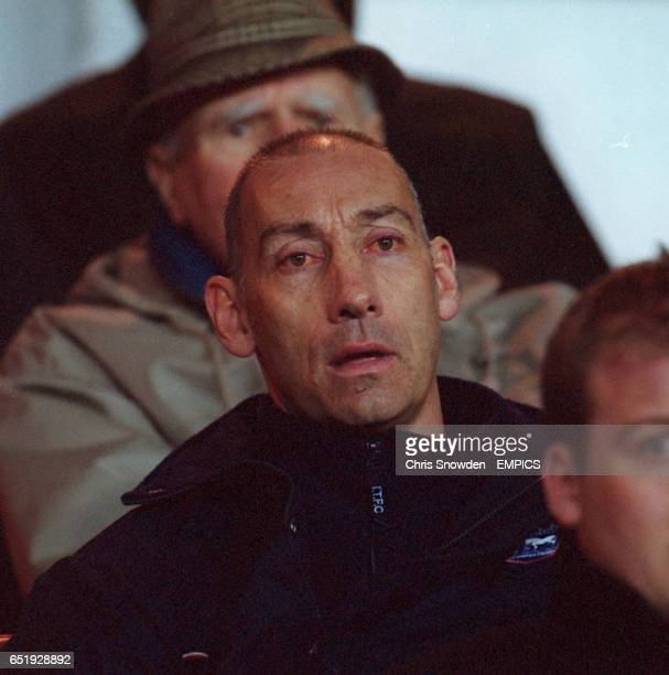 Ipswich Town's reserve manager Dale Roberts