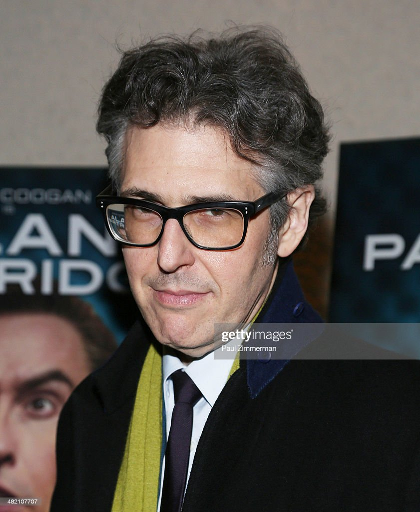 <a gi-track='captionPersonalityLinkClicked' href=/galleries/search?phrase=Ira+Glass&family=editorial&specificpeople=3061815 ng-click='$event.stopPropagation()'>Ira Glass</a> attends the 'Alan Partridge' New York screening at Landmark's Sunshine Cinema on April 2, 2014 in New York City.