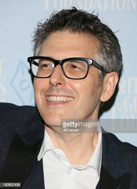 Ira Glass attends the 'Sleepwalk with Me' Los Angeles premiere at the Writers Guild Theater on August 28 2012 in Beverly Hills California