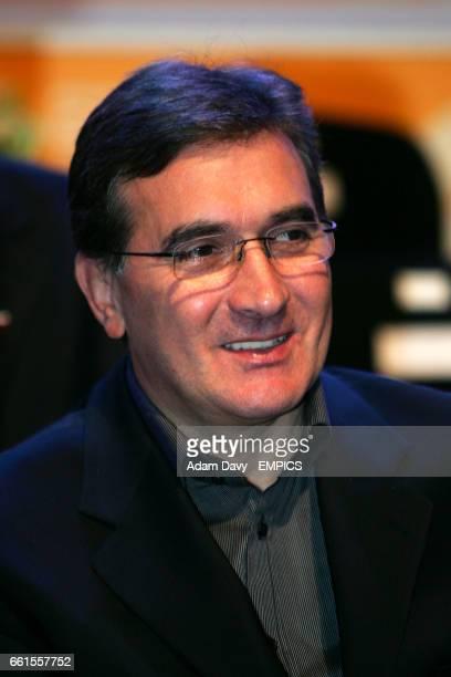 Iran coach Branko Ivankovic during the 2006 FIFA World Cup final draw