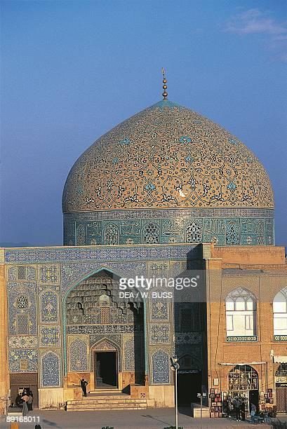 Iran Esfahan Sheikh Lotfollah Mosque