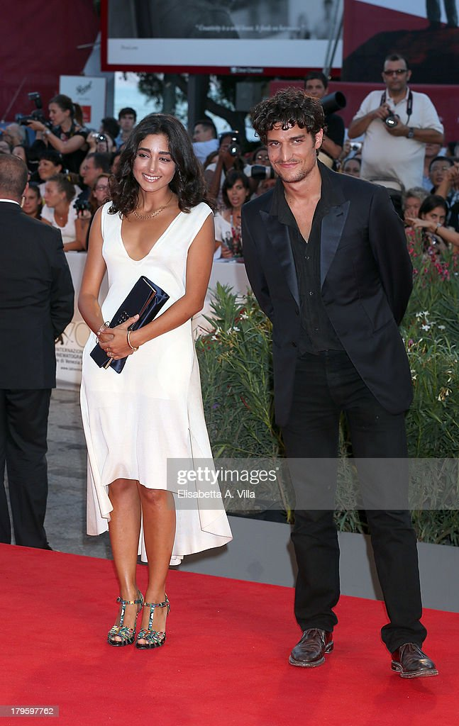 Iranian actress Golshifteh Farahani and French actor Louis Garrel attend 'La Jalousie' Premiere during the 70th Venice International Film Festival at the Sala Grande on September 5, 2013 in Venice, Italy.