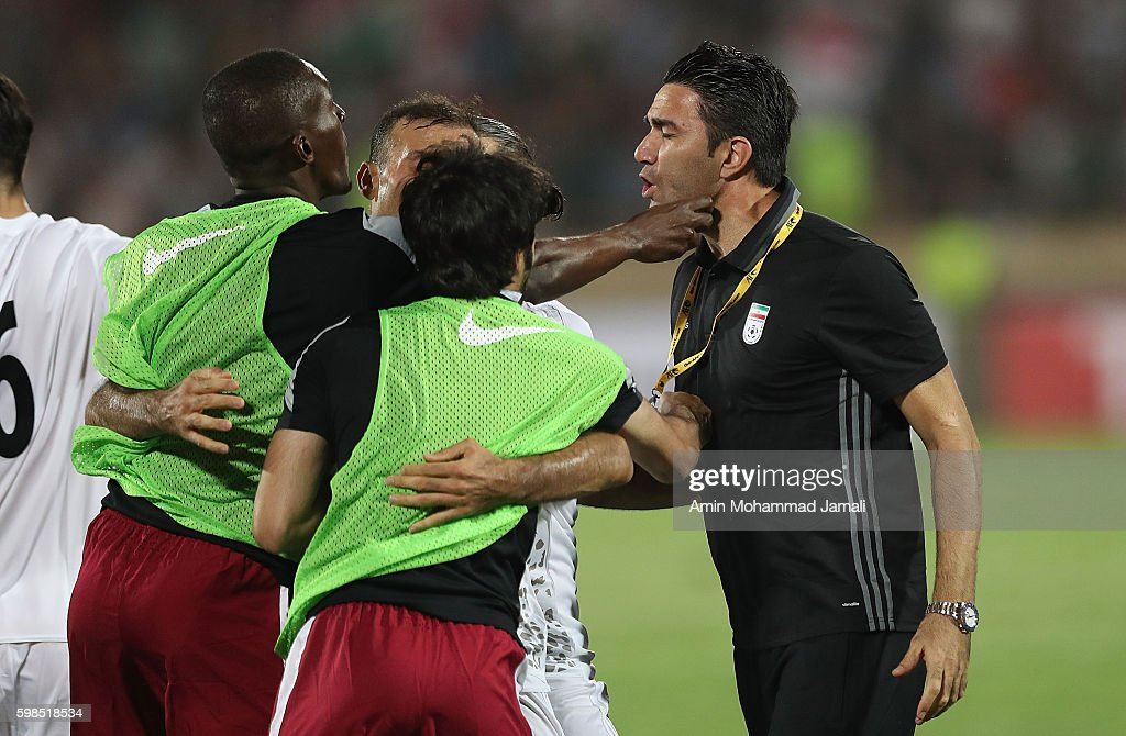 Iran v Qatar - FIFA 2018 World Cup Qualifier