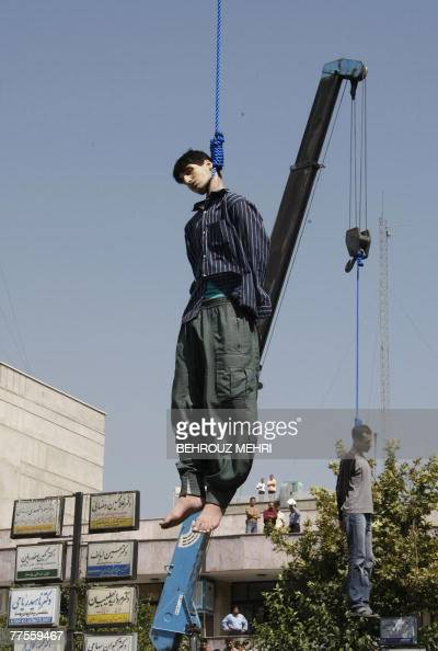 iranian hossein kavousifar  l  and majid pictures