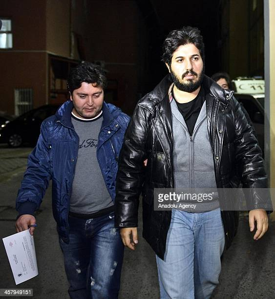 Iranian origin of the Azerbaijani businessman Reza Zarrab who was taken into custody within the corruption and bribery investigation led by Istanbul...