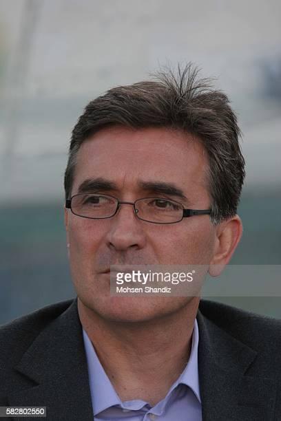 Iran's coach Branko Ivankovic