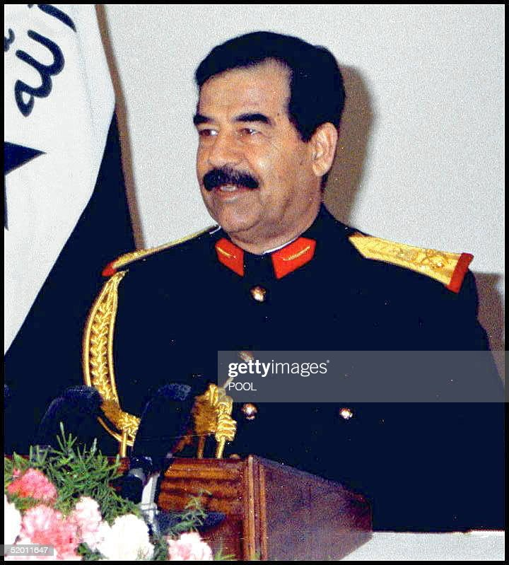 An analysis of united states in war with iraq and saddam hussein