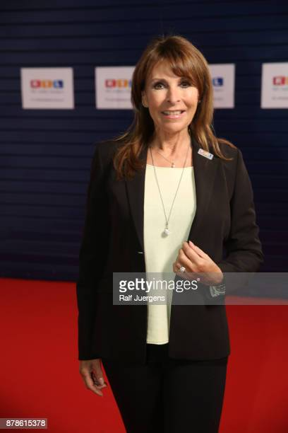 Ireen Sheer attends the 22nd RTL Telethon on November 24 2017 in Huerth Germany