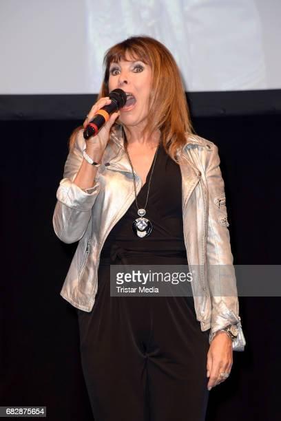 Ireen Sheer attends the 'Goldene Sonne 2017' Award by SonnenklarTV on May 13 2017 in Kalkar Germany