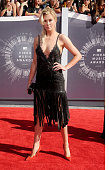 Ireland Baldwin arrives at the 2014 MTV Video Music Awards at The Forum on August 24 2014 in Inglewood California
