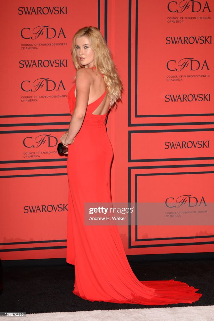 Ireland Baldwin attends the 2013 CFDA Fashion Awards on June 3, 2013 in New York, United States.