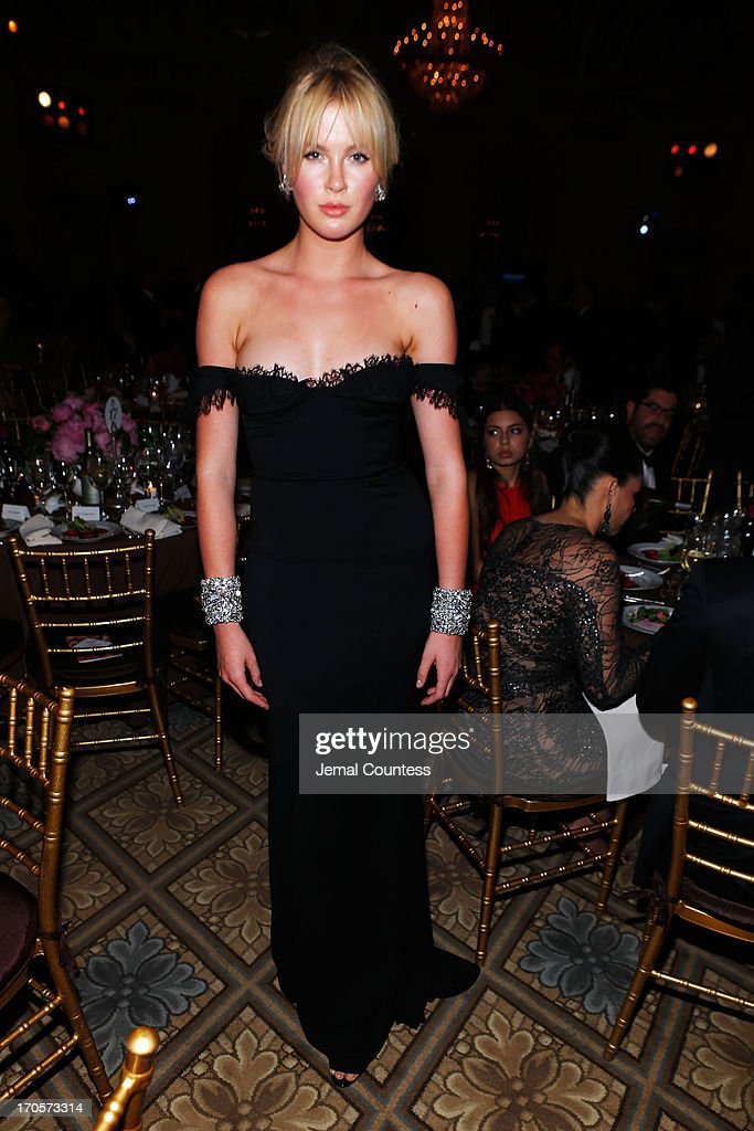 <a gi-track='captionPersonalityLinkClicked' href=/galleries/search?phrase=Ireland+Baldwin&family=editorial&specificpeople=706248 ng-click='$event.stopPropagation()'>Ireland Baldwin</a> attends the 4th Annual amfAR Inspiration Gala New York at The Plaza Hotel on June 13, 2013 in New York City.