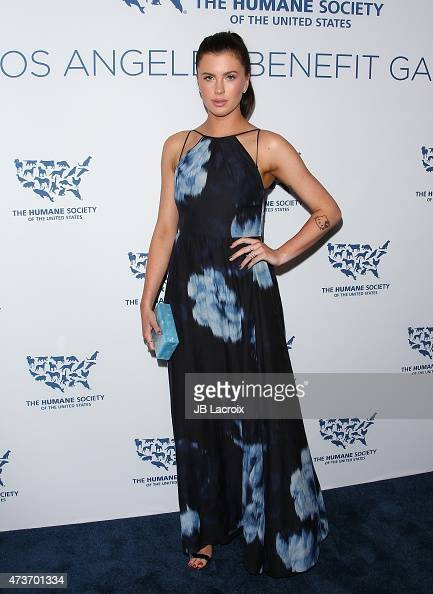 Ireland Baldwin attends The Humane Society Of The United States' Los Angeles Benefit Gala at the Beverly Wilshire Hotel on May 16 2015 in Beverly...