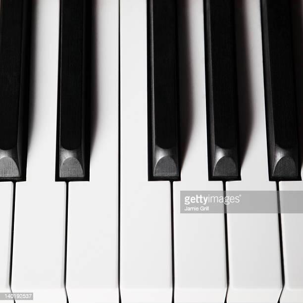 Ireland, County Westmeath, Piano keys