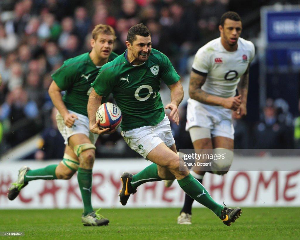 England v Ireland - RBS Six Nations